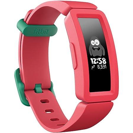 Fitbit フィットビット フィットネストラッカー Ace 2 ウォーターメロン+ティール FB414BKPK-FRCJK