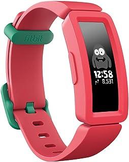 Fitbit フィットビット フィットネストラッカー Ace 2 お子様向け 超軽量20g ウォーターメロン+ティール【日本正規品】 FB414BKPK-FRCJK