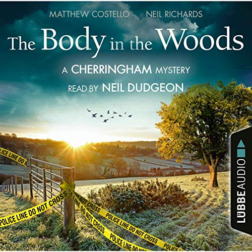 Couverture de The Body in the Woods