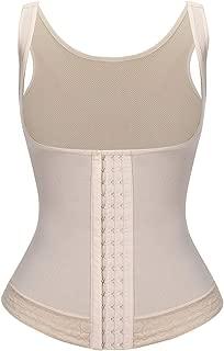 Lover-Beauty Women's High Waist Seamless Firm Control Waist Shaper Shapewear Bodysuit