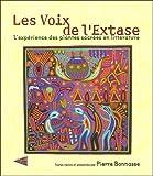 Les Voix de l'Extase - L'expérience des plantes sacrées en littérature