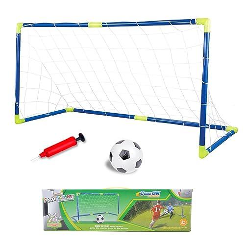 AJL Porterias de Fútbol para Niños, Mini Balompié Bomba de Balón Juguete de Fiesta Exterior
