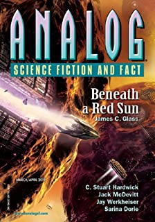 Analog Science Fiction and Fact, March-April 2019