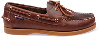 Luxury Fashion | Sebago Men 70000G0A2O Brown Leather Loafers | Spring-summer 20