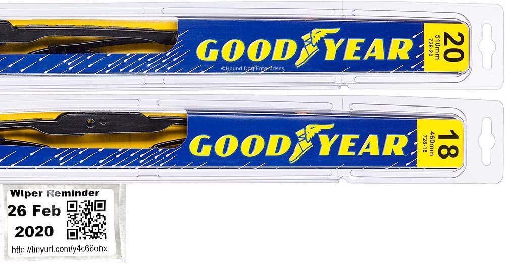 Windshield Wiper Blade discount Set High order Kit Bundle 350Z Nissan 2003-2009 for