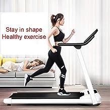 Woodtree Loopbanden voor elektrische startfunctie, opvouwbaar, voor gewichtsvermindering, trainingsapparaten, fitnessappar...