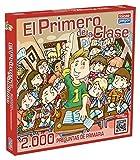 Falomir Juego de Mesa Educativo, 2000 Preguntas, multicolor, El primero de la clase 2.000 (646461)