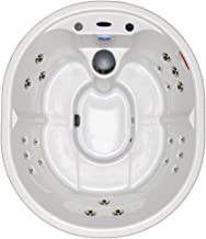 Hudson Bay Spas 5 Person 21 Jet Spa with Stainless Jets and 110V GFCI Cord Included.