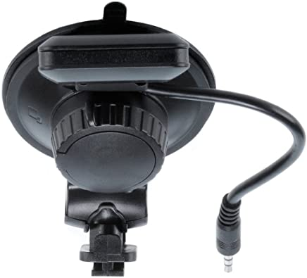 Alftek Kit de cables para c/ámara de salpicadero de coche para motos Nextbase micro USB