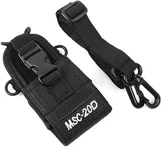Baofeng MSC-20D radioapparatuur tas multifunctionele nylon tas tas mobiele telefoon tas voor Baofeng Radioddity Kenwood Mo...