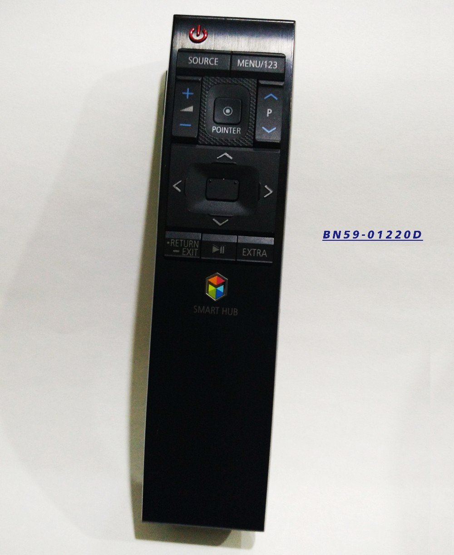 Samsung BN59-01220D - Mando a Distancia de Repuesto para TV, Color Negro: Amazon.es: Electrónica