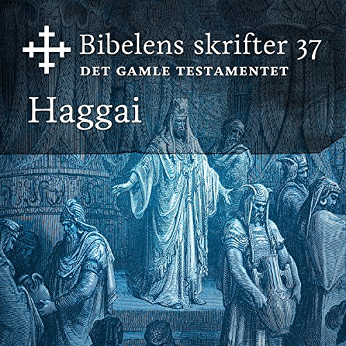 Haggai audiobook cover art
