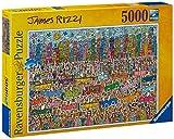 Ravensburger 17427 James Rizzi - Puzzle (5000 Piezas, 153 x 101 cm)