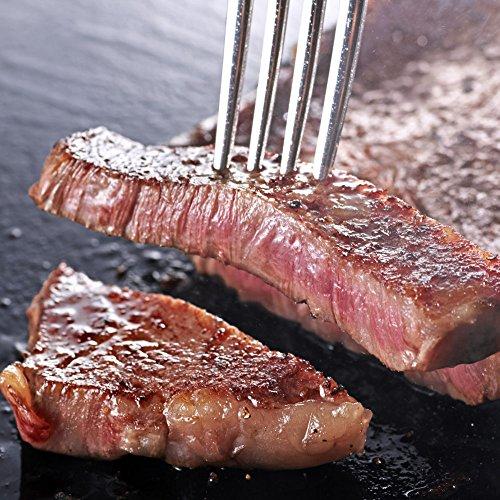 宮崎県産 黒毛和牛 EMO牛(有田牛) リブロースステーキ 冷凍 (200g×10枚)