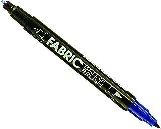 قلم ماركر فرشاة و كرة من يوشيدا 122-C-3، أزرق