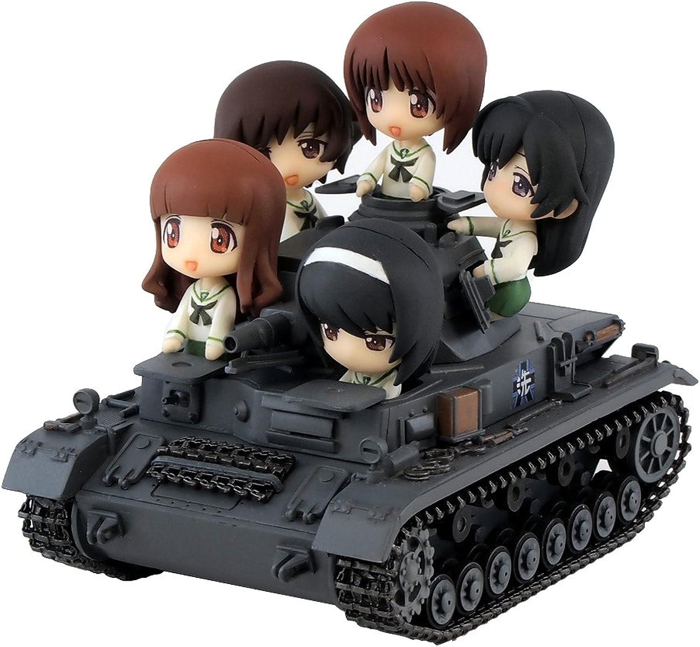 Girls & Panzer IV Panzer DEnding Ver.