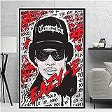 WuChao丶Store NWA Hip Hop Musik Rapper Sterne Ice Cube