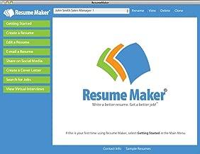 Resume Maker for Mac [Mac Download]