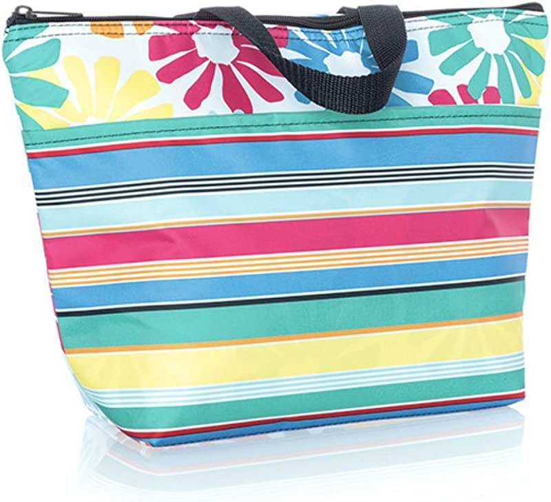 Thirty One Thermal Tote In Bloomin Boquet No Monogram 3000