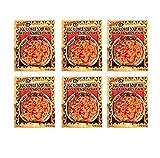 Kikkoman Egg Flower Soup Mix Hot & Sour Flavor (6 Pack, Total of