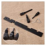 Plum Blossom yu 5 UNIDS/Set CAMSHOFT Timing STEMING Ajuste Herramientas Kit FIT FOR Ford Foresta Focus Mazda 2 3 5 MX-5 Volvo C30 S80 Motor