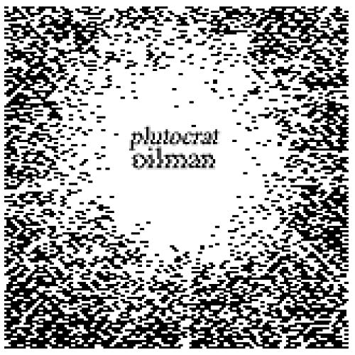 Plutocrat Oilman
