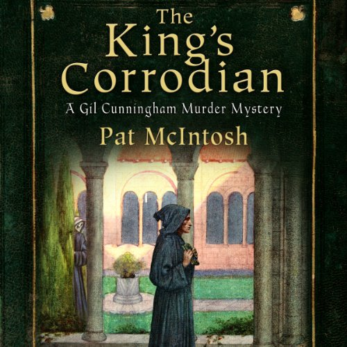 The King's Corrodian audiobook cover art