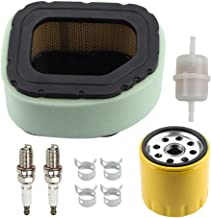 Savior 32-083-06-S Air Filter 32-083-08-S Pre 52-050-02-S Oil Filter for Kohler SV710 SV715 SV720 SV725 SV730 SV735 SV740 SV810 SV820 SV830 SV840 20-25HP Courage PRO Lawn Tractor