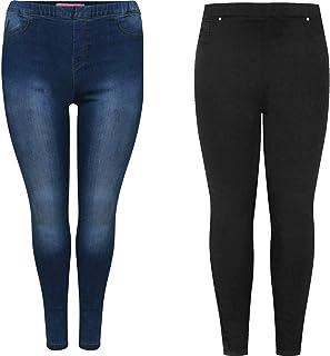 Amazon.co.uk: Jeggings Jeans Women: Clothing