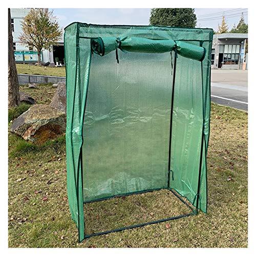 Gzhenh Invernadero Planta Cubierta De Invernadero, Mantener Caliente Impermeable Resistente Al Frio Cubierta De PE Usado para Interior Y Exterior Crecimiento De Plántulas