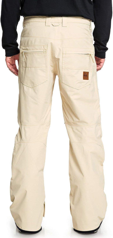 Quiksilver Mens Elmwood Snow Pants
