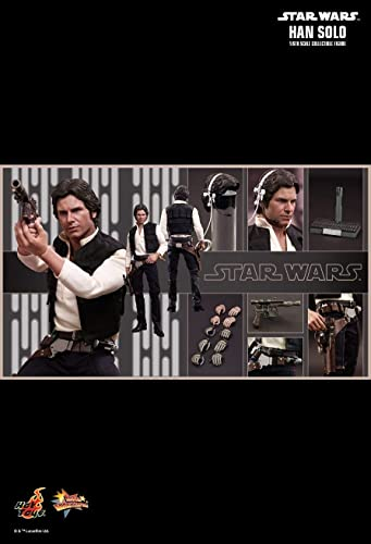 Hot Toys MMS261 - Star Wars IV   A New Hope - Han Solo