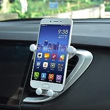 Cell Phone Holder, Elevin(TM) Panda Car Phone Mount Holder Air Vent Vehicle Mount Cradle Holder for Cell Phone (Black)