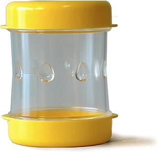 The Negg Boiled Egg Peeler Yellow