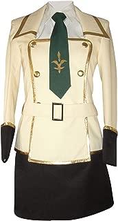 LVCOS Code Geass Kallen Cosplay Costume School Uniform Halloween