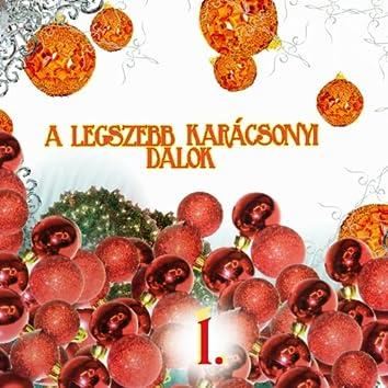 A Legszebb Karácsonyi Dalok, Vol. 1