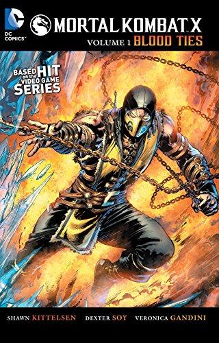 Mortal Kombat X (2015) Vol. 1 (English Edition)