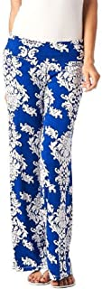 Sorrica Women`s Cool Floral Tribal Print Palazzo Pants Loose Leggings