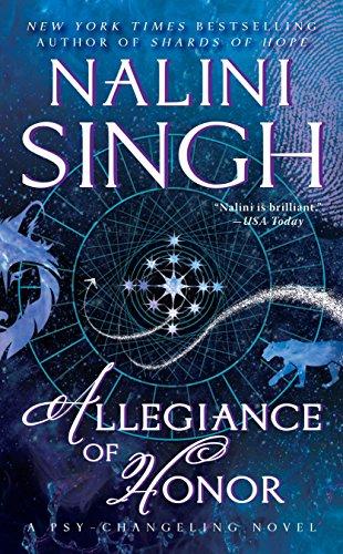 Allegiance of Honor: A Psy-Changeling Novel 15