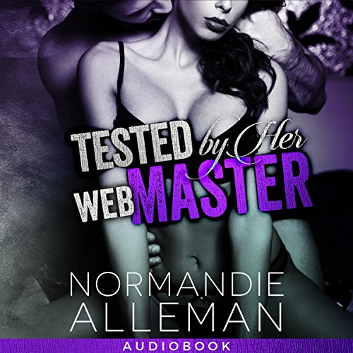 Tested by Her Web Master audiobook cover art