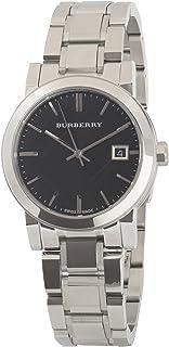 Burberry Wrist Watch Womens Quartz Casual Watch, Analog and Stainless Steel - BU9101