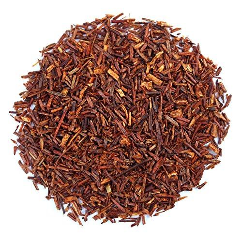 Organic Rooibos (Redbush) Premium Loose Leaf Herbal Tea - Chiswick Tea Co - 100g