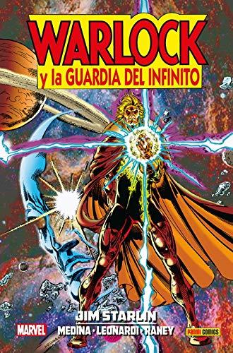 Warlock y la guardia del infinito: JIM STARLIN