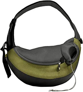 Crazy Paws Pet Sling Extra Large Olive