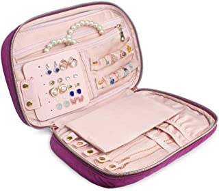 homchen Travel Jewellery Organiser Bag, Jewelry Storage
