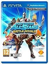 Game All-stars Battle Royale Playstation Vita