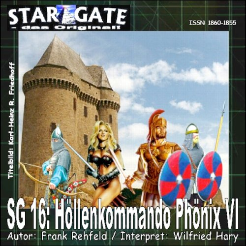 Frascati mal zwei (Star Gate 16) Titelbild