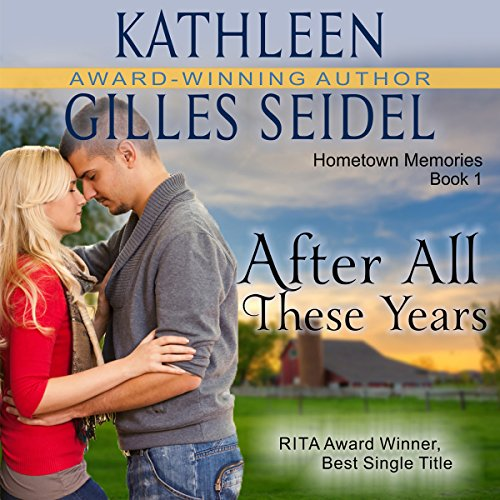 After All These Years audiobook cover art