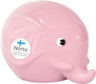 Norsu エレファントバンク 貯金箱 (S) フレンチピンク MK20318