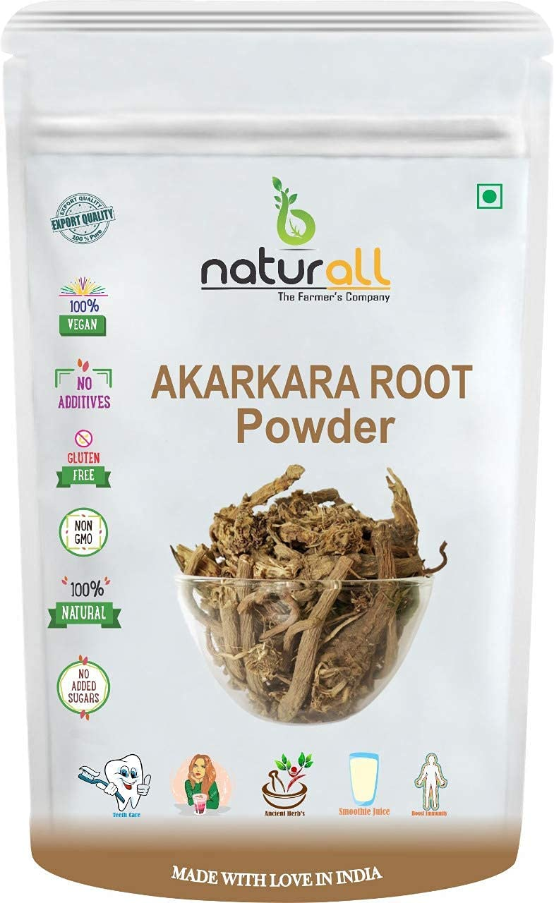 Trisha discount B Naturall Akarkara Root Pyrethrum P Anacyclus Powder High quality